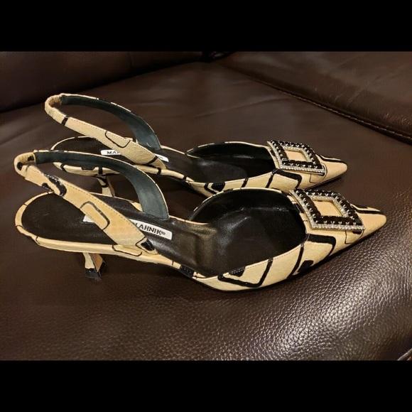 Manolo Blahnik Shoes - Manolo Blahnik Shoes